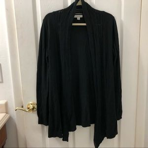 Liz Lange Maternity sweater Medium Black